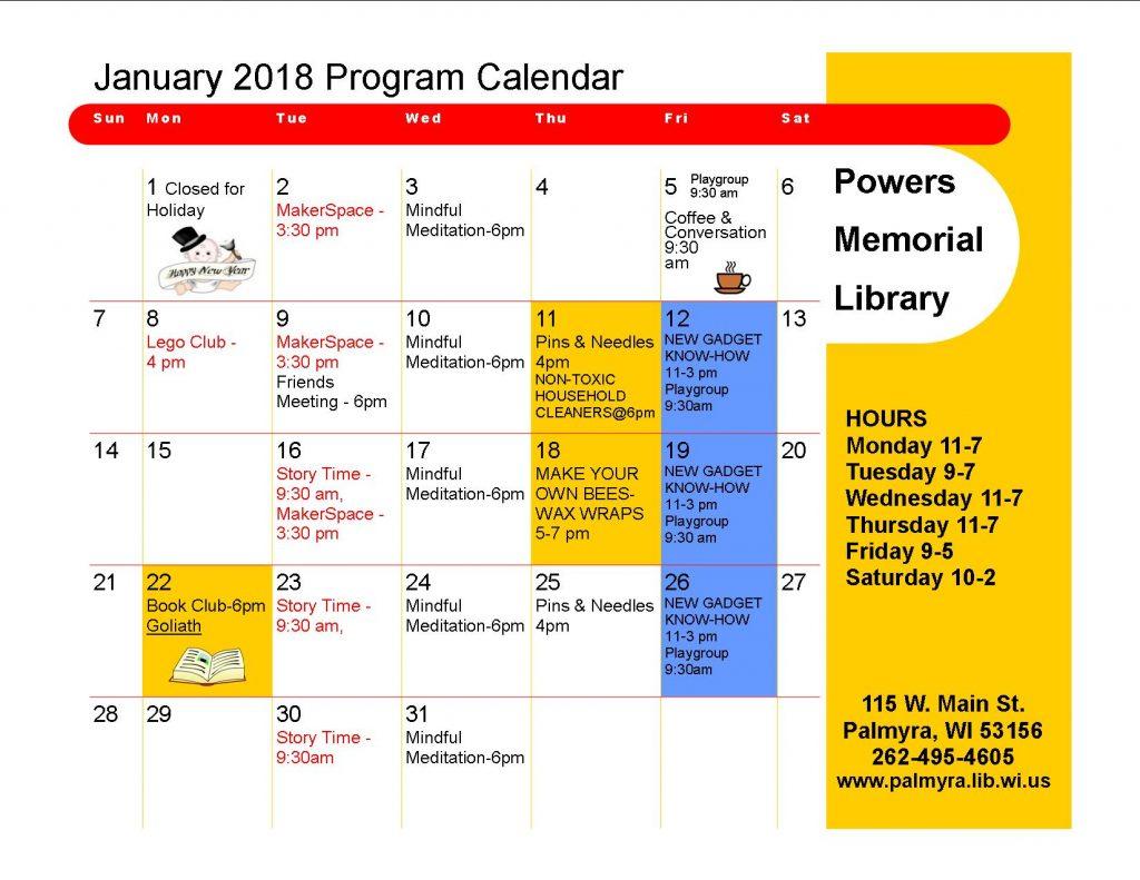 httpwwwpalmyralibwiuswp contentuploads201706january 2018 calendar 1 1024x791jpg